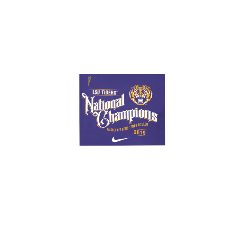 LSU National Championship Merchandise