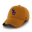 47 Brand LSU Gold Relaxed Adjustable Franchise Clean Up Hat