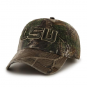 LSU 47 Brand Adjustable Realtree Clean Up Hat - Camo