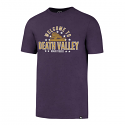 LSU 47 Brand Men's Purple Crosstown Flanker Death Valley Tee