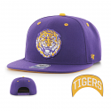47 Brand LSU Kid's Purple  '47 Captain Snapback Hat