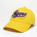 LSU Legacy Gold Relaxed Adjustable Twill Tigers Hat