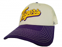The Game LSU Stone Mesh Snap Back Cap