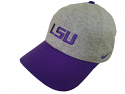 Nike LSU H86 Heather & Grey Adjustable Hat