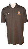 Nike BCS Men's Anthracite Dri-Fit Polo