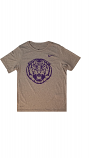 Nike LSU Tigers Grey Youth Dri-Fit Legend Retro Performance Tee