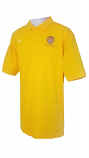 Nike LSU Men's Gold Varsity DriFit Polo