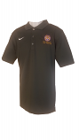 Nike LSU Men's Anthracite Varsity DriFit Polo
