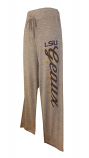 LSU Women's Grey College Concepts Layover Tri Blend Pants