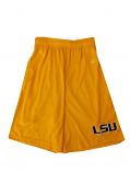 LSU Youth Gold B-Core Pocketed Shorts