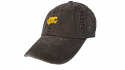 LSU Top of the WorldCharcoal Passion Unites Local TigerRelaxed Fit Hat