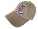 47 Brand LSU Khaki Owen Cleanup Adjustable Hat