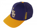 Top of the World LSU Purple and Gold Chatter Structured Flex Mesh Hat