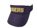 LSU Top of the World Purple Intrude Snapback Visor