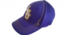 Top of the World LSU Purple Structured Onefit Hat