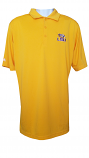 Antigua LSU Men's Gold Tribute Performance Polo