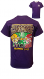 Bayou LSU 2019 Southeastern Conference Football Championship LSU VS Georgia T-Shirt