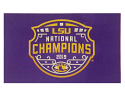 LSU Tigers National Champions 3' x 5' FLAG