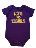 Gen2 LSU Tigers Infant Purple Cotton Onesie
