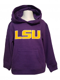 Gen2 LSU Child's Purple Hoodie