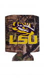 LSU Tigers Camo Tiger EyePocket Can Coozie