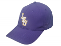 Top of the World LSU Purple Polyester Structured Adjustable Hat