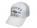 Top of the World LSU White Snap Back Trucker Hat