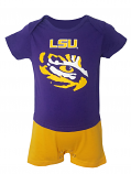 Gen 2 LSU Infant Jersey Boys Jumper