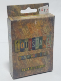 Louisiana the Bayou State Playing Cards