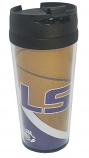 LSU Tigers Wrapped Insulated Tumbler