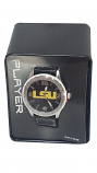 LSU Sparo Men's Player Shock Resistant Watch