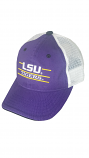 The Game LSU Youth Bar Design Mesh Hat