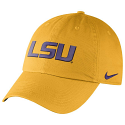 Nike LSU Gold Heritage86 Authentic Relaxed Dri-Fit Hat