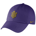 Nike LSU Heritage86 Authentic Dri-FITRelaxed Unstructured Hat - Purple