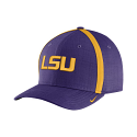 Nike LSU Coaches Aero Dri-Fit Performance Hat - Purple