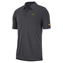 LSU Men's Anthracite Standard Fit Modernized Polo