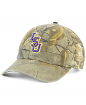 47 Brand LSU NCAA Real Tree Clean Up Adjustable Camo Hat