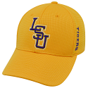 LSU Tigers Men's Top of the World One-Fit Sized Hat - Gold