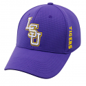 LSU Tigers Men's Top of the World One-Fit Sized Hat - Purple