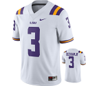 Odell Beckham Jr LSU Tigers Alumni Nike White Player Jersey