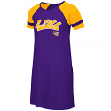Colosseum LSU Girl's Purple and Gold Vienna Dress
