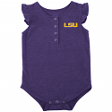 Colosseum LSU Infant Purple Kassel Onesie