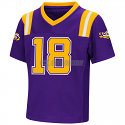 LSU Colosseum Toddler's Purple #18 Football Jersey