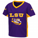 Colosseum LSU Toddler Boy's Purple #1 Max Power Football Jersey