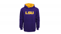 Gen2 LSU Toddler's Purple Logo Hoodie