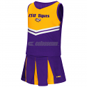 LSU Toddler's Colosseum Pom Pom 2-Piece Cheerleader Set