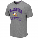 LSU Men's Grey Colosseum Campinas Vintage Tee