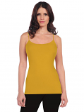 Gameday Classic Solid Goldenrod Cami