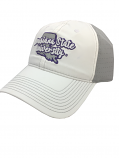 The Game LSU Tigers Ladies' Louisiana State University Hat - Grey & White