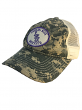 The Game LSU Digital Camo Mesh Snapback Cap - Camo